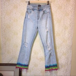 🌈 Urban Outfitters Kick Flare Jeans 🌈